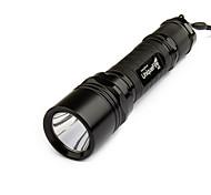 uniquefire m2 3-mode CREE XM-L T6 LED di serie torcia elettrica (1000lm, 1x18650)