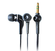 Elegant High-quality Earphones for iPhone 6 iPhone 6 Plus 1.2m Cord, 3.5mm (Black)