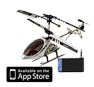 3 kanaals helicopter met gyro ipilot 6020i gecontroleerd door iphone / ipad / ipod iTouch