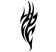 5 pz impermeabile tatuaggio temporaneo (12,5 cm * 6,5 centimetri)