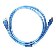 1,2 usb 5 pines (azul)