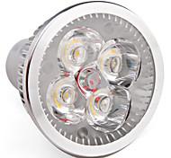Spot Blanc Chaud MR16 GU10 4 W 4 LED Haute Puissance 360 LM K AC 85-265 V