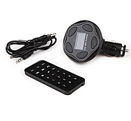 "LCD de 1.4 ""Reproductor MP3 Transmisor FM - negro (sd / tf / usb)"