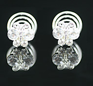 2 Pieces Gorgeous Rhinestones Bridal Pins Wedding/ Party Headpieces