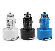 3.1A Dual USB Port Car Cigarette Charger for iPad/iPhone 6 iPhone Plus/More