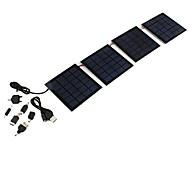 carregador solar dobrável para celulares