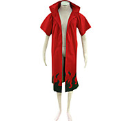 Shippuden Uzumaki Sage Mode Cosplay Cloak