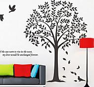 albero decorazione stickers