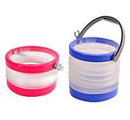 Foldable Fishing and Camping Bucket (Assorted Colors)