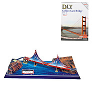 Golden Gate Bridge 3D DIY Puzzle