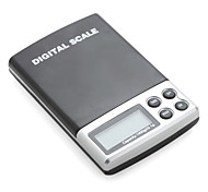 Digital Pocket Weight Scale (Max 1000g, 0.1g Resolution)
