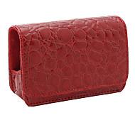 CROCO Pattern PU Leather Soft Camera Case
