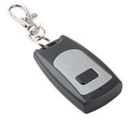 Waterproof Single Key 315MHz / 433MHz Wirless Remote Control Fixed Code