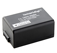 Ismart Camera Battery for Panasonic FZ100, DMC-FZ45, FZ40, FZ48