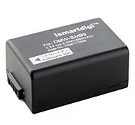 iSmart Kamera Akku für Panasonic FZ100, DMC-FZ45, FZ40, fz48