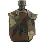 American Style ACU Camouflage Army Use Water Bottle Kettle with 1L canteen