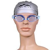 Unisex SM103 Anti-Fog Plating Swimming Goggles