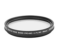 Genuine JYC Super Slim High Performance Wide Band PRO1 CPL Filter 46mm