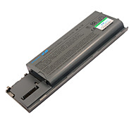 Battery for Dell Latitude D620 D630 D630c D631 Precision M2300 (10.8V 4400mAh)