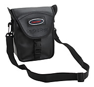 bolsa protetora para a câmera digital (tamanho m, marrom)