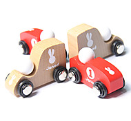 YeManNvYou®Mini Racing Rabbit Toy Car (Assorted Colors)