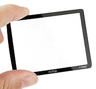 fotga pro optischem Glas LCD Screen Protector für Canon 1100D