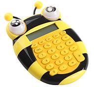 Mini Ladybug Shaped Calculator (Assorted Colors)