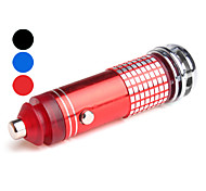 Mini Car Air Purifier Light Ionizer (Assorted Colors)