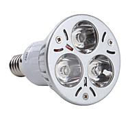 Lâmpada de Foco E14 3 W 270 LM K Branco Quente 3 LED de Alta Potência AC 85-265 V PAR