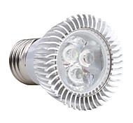 e27 3x1w 3-LED 270lm белый свет лампы 85-265V