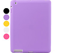 Protective Silicone Case for iPad 2/3/4 (Assorted Colors)