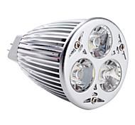 GU5.3(MR16) Focos LED MR16 3 LED de Alta Potencia 540 lm Blanco Cálido DC 12 V