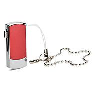 16 GB de cristal de estilo unidad flash USB (rojo)