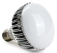 15W E26/E27 LED Globe Bulbs 12 High Power LED 910 lm Natural White AC 85-265 V