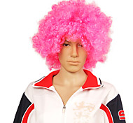 Pink Afro Hairpiece