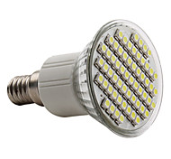 4W E14 Focos LED PAR38 60 SMD 3528 180 lm Blanco Natural AC 100-240 V