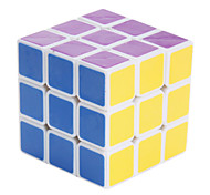 High Quality 3x3x3 Special Design White Frame Magic Cube