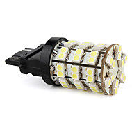 3156 60-LED 3528 SMD 2.52W 720LM White Light Bulb