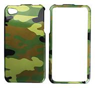 Schutzhülle für das iPhone 4 und 4S (Tarnfarben)