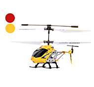3.5-Channel Gyro System Alloy Infrared Remote Control Helicopter (Assorted Colors)