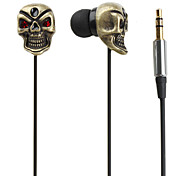 Diamond Skull Style Earphones