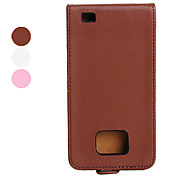 Magnet Flip Style Protective Geniune Leather Case for Samsung i9100 (Assorted Colors)
