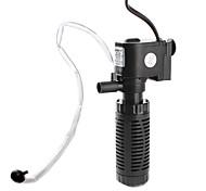 filtro interno sumergible para acuarios (profundidad de hasta 0,5 m, 220-240v)