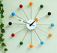 "15""H Modern Wall Clock in Creative Fashion Design"