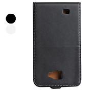 magnete a fogli mobili in stile protettiva in pelle per caso geniune samsung i9220 (colori assortiti)
