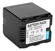 Panasonic VW-VBN260 Equivalent Camcorder Battery for HDC Series
