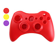 Replacement Funky Color Style Housing Case for Xbox 360 Controller (Assorted Colors)