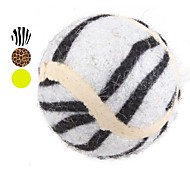 Tennis Ball Toy for Dogs (4 x 4cm, Assorted Colors)