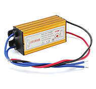 Driver LED DIY Output Impermeable IP66 10W 50/60Hz 900mA (DC 7-12V)