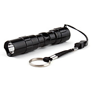 Lights LED Flashlights/Torch / Handheld Flashlights/Torch LED 50 Lumens 1 Mode AA Super Light / Compact Size / Small SizeEveryday Use /